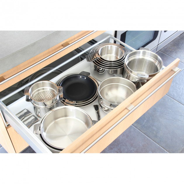 Lave-vaisselle pour les ustensiles Mutine