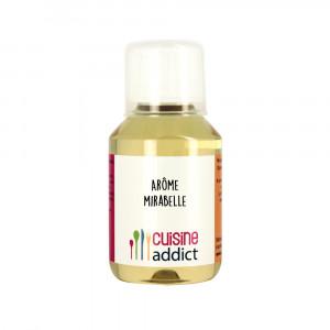 Arôme alimentaire Mirabelle 115 ml Cuisineaddict