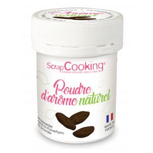 Arôme Naturel en Poudre Fève Tonka 12 g Scrapcooking
