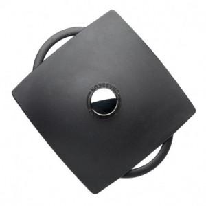 Cocotte en Fonte Carronde 20 cm Noir Mat Chasseur
