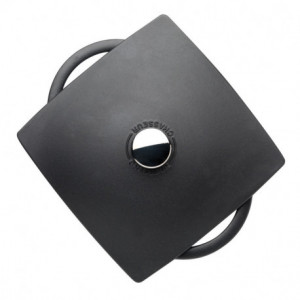 Cocotte en Fonte Carronde 24 cm Noir Mat Chasseur