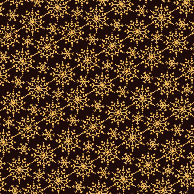 Feuille Transfert Chocolat Flocons de Neige 250x400 mm (x10) Florensuc