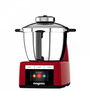 Robot Cuiseur Multifonction Cook Expert Rouge Magimix