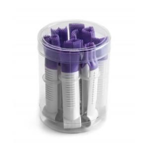 Pince à Gaufrer Dentelée Plastique 10 cm (x10) Ibili