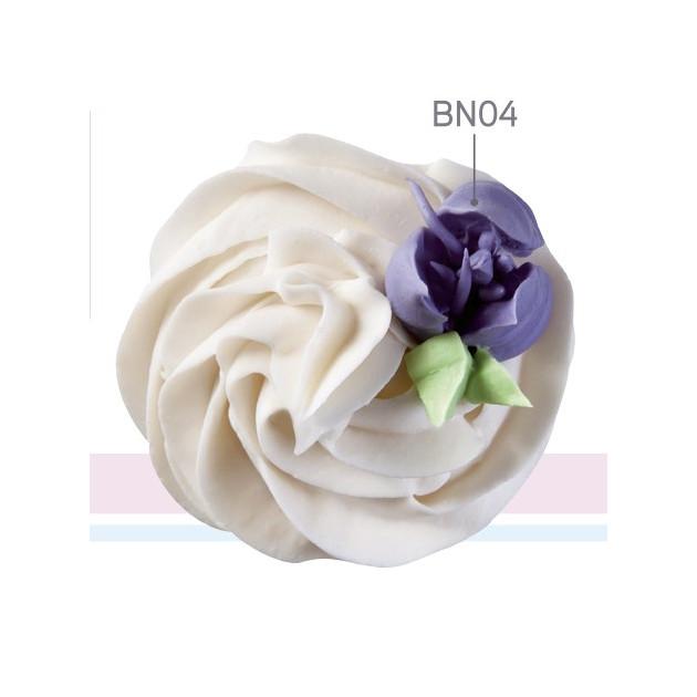 Cupcake avec Fleur