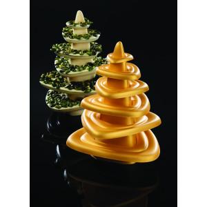 Moule Chocolat Sapin de Noël Saturno Ø 16,5 x H 19,5 cm (x1) Pavoni