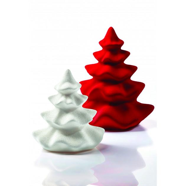 Moule Chocolat Sapin de Noël Tutu Ø 14 x H 15 cm (x2) Pavoni