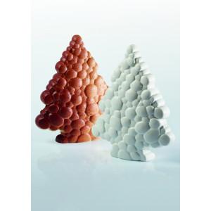 Moule Chocolat Sapin de Noël Bolla 16 x 6,5 cm x H 20 cm (x2) Pavoni