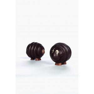 Moule Chocolat Mouton 16 x 10 cm x H 12,5 cm (x2) Pavoni
