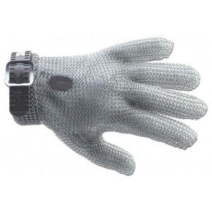 Gant de Protection en Cotte de Maille XXS Noir Arcos