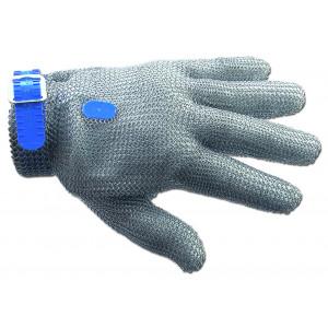 Gant de Protection en Cotte de Maille L Bleu Arcos