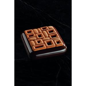 Moule Silicone Décor Mini Maya 10,7 cm x H 7 cm (x2) Pavoni