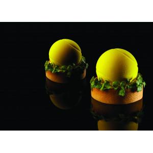 Moule Silicone Balle de Tennis Ø 4,5 cm (x24) Pavoflex
