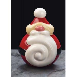 Moule Chocolat Père Noël Twist Ø 14 cm x H 18 cm (x2) Pavoni