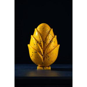 Moule Chocolat Oeuf Blossom 14,4 x 13,3 cm x H 21,2 cm (x2) Pavoni