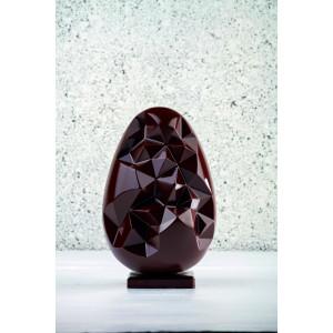 Moule Chocolat Oeuf Picasso Ø 9,6 cm x H 15 cm (x2) Pavoni