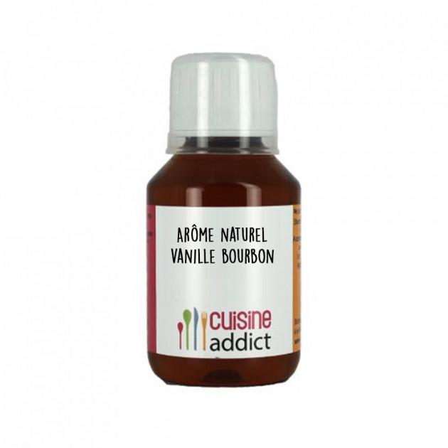 Arôme Alimentaire Naturel Vanille Bourbon 400 g 115 ml Cuisineaddict