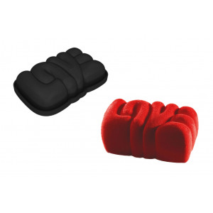 Moule Silicone Lovely 20 x 12,6 cm x H 5 cm Pavoni
