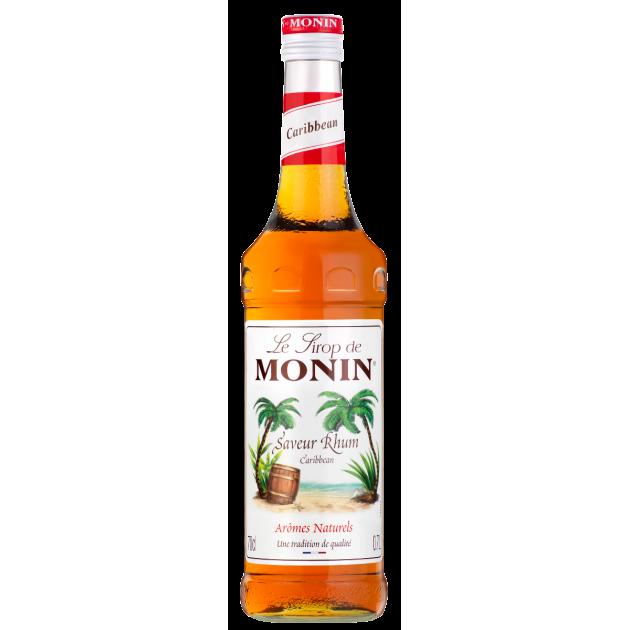 Sirop Rhum 70 cl Monin