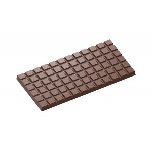 Moule Chocolat Tablette 350g (x1) Chocolate World