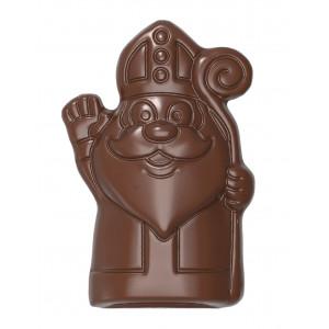 Moule Chocolat Saint Nicolas 87,5mm (x4) Chocolate World