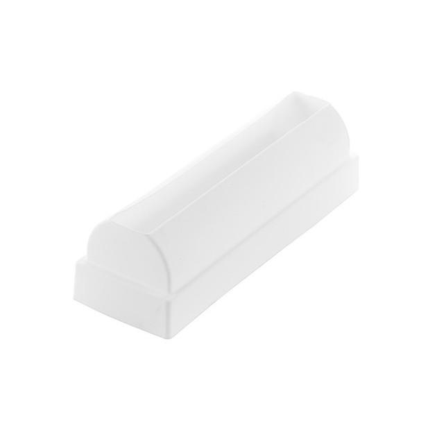 Moule à Bûche Silicone Elégance Silikomart Professional Support Plastique