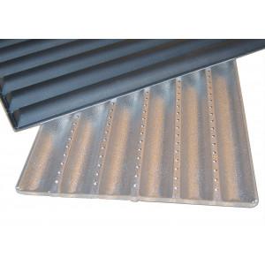 Plaque à Pain Aluminium 5 Pains 80 x 43 cm Mallard