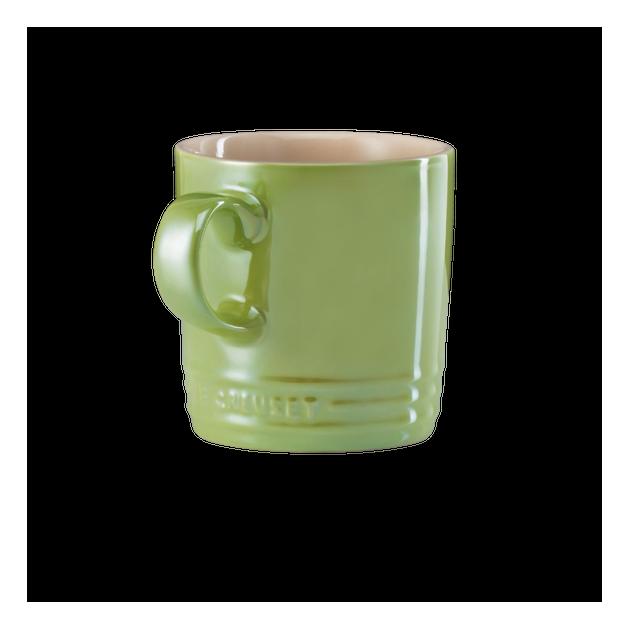 Mug Céramique Palm Metallic (vert) 35 cl Le Creuset