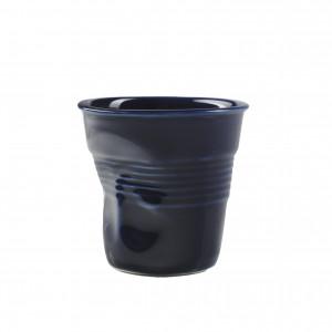 Gobelet Froissé Bleu Indigo 8cl Revol