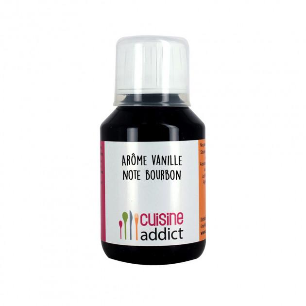 Arôme Alimentaire Vanille note Bourbon 115 ml Cuisineaddict
