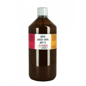 Arôme Alimentaire Whisky Crème note Baileys 1 L Cuisineaddict