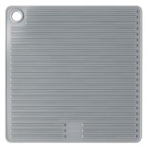 Manique Silicone Carrée 18 cm Gris Mastrad