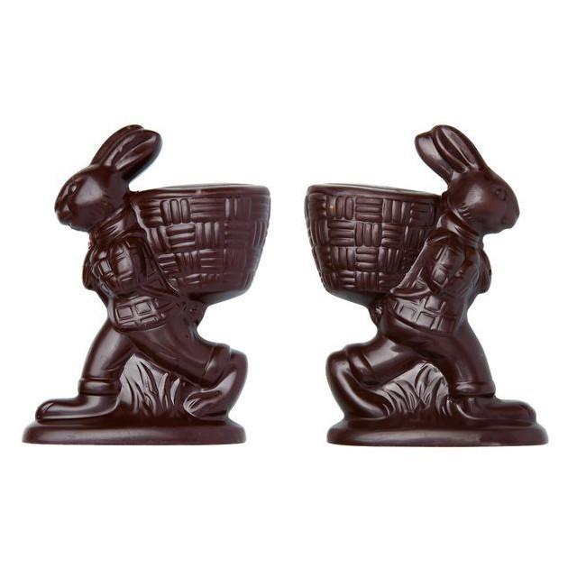 Lapin de Paques Moule Chocolat Polycarbonate