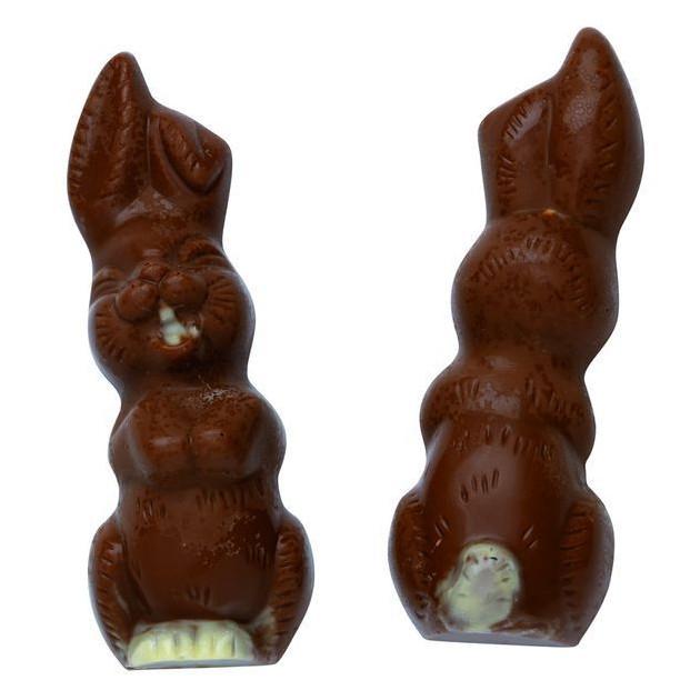 Moule Chocolat Lapins de Paques Polycarbonate