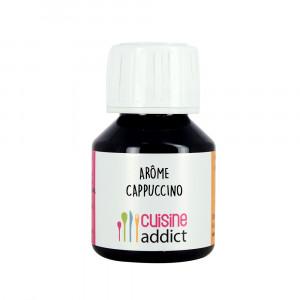 Arôme alimentaire Cappuccino 58 ml Cuisineaddict