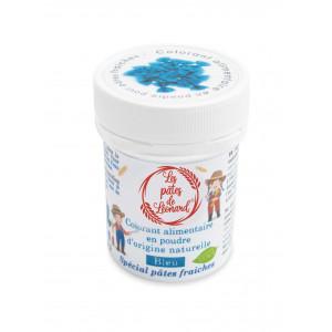 Colorant Alimentaire Naturel Bleu pour Pâtes 5 g Les Pâtes de Léonard