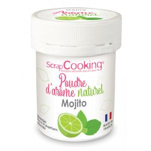 Arôme Naturel en Poudre Mojito 15 g Scrapcooking