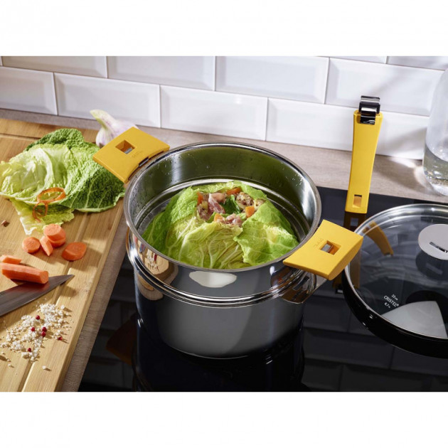 La Collection Mutine : cuisson a induction