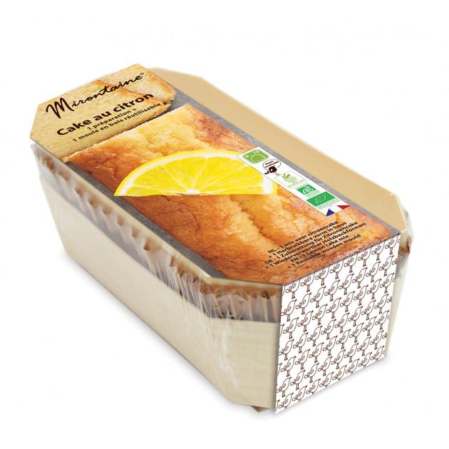 Kit Préparation Gâteau au Citron