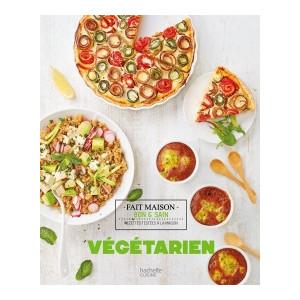 FIN DE SERIE Livre de Recettes Végétarien, chez Hachette