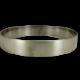 Cercle à Entremets Inox Ø 11 cm x 3,5 cm Gobel