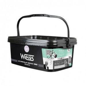 Chocolat Noir 64% Li Chu 1,8kg Weiss
