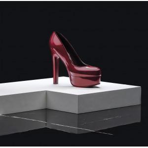 Moule Chocolat Chaussure à Talon 17 x 7 cm x H 15,5 cm (x1) Pavoni