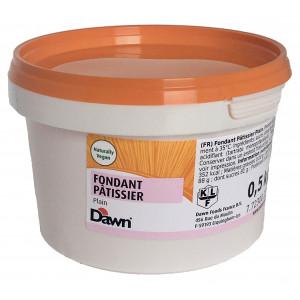 Fondant Blanc Pâtissier 500 g Dawn