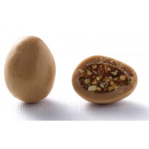 Oeufs Chocolat Blond Fourré Nougatine 1kg Révillon