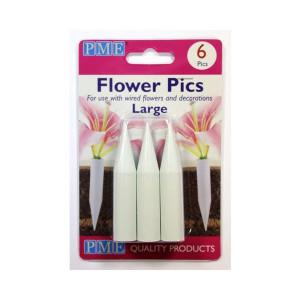 Pique-Fleurs Grande Taille (x6) PME