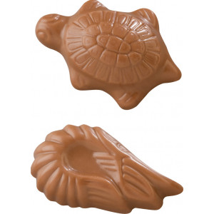 Friture Chocolat Lait Fourré Praliné 1kg