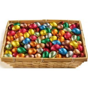 Corbeille Oeuf Chocolat Assortiment 2,5kg