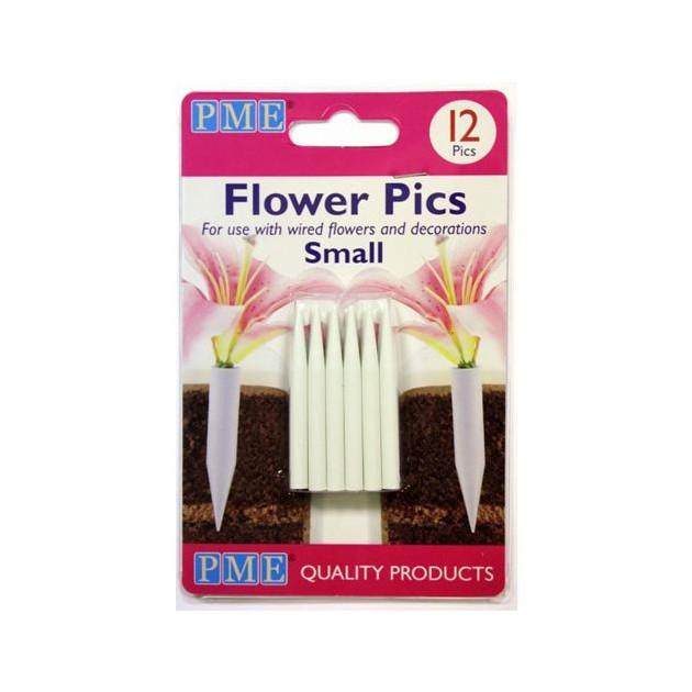 FIN DE SERIE Pique-Fleurs Petite Taille (x12) PME