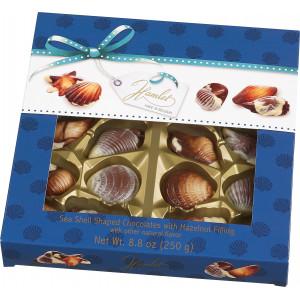 Chocolats de Pâques Assortiment Fruits de Mer Praliné 250g